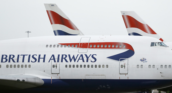 British Airways cancels flights as Pilots strike