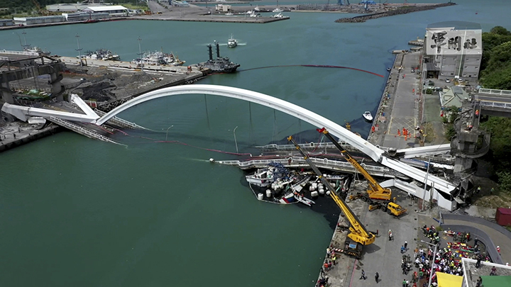 Bodies of 2 of 3 missing Pinoys in Taiwan bridge collapse found - Recto Mercene - Business Mirror