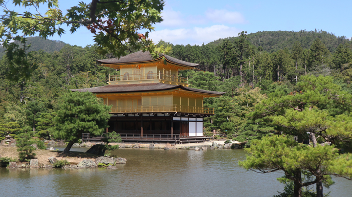 Chasing the last summer days in Osaka and Kyoto
