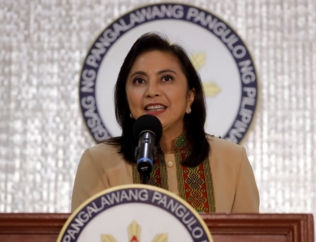Palace reminds Leni: Trust should be earned - Business Mirror