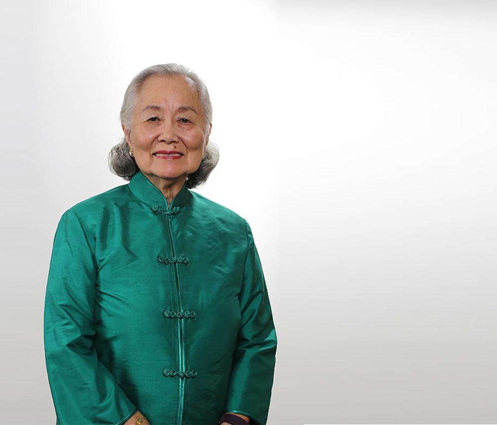 Elizabeth, wife of 61 years of John Gokongwei Jr., dies one day after his burial - Business Mirror image