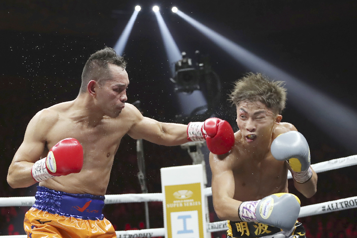 Watch Naoya Inoue vs Nonito Donaire Fight Live Online on Fuji TV