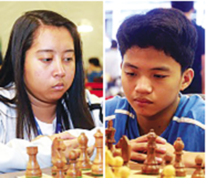 Quizon, Mordido out to defend chess crowns - Business Mirror