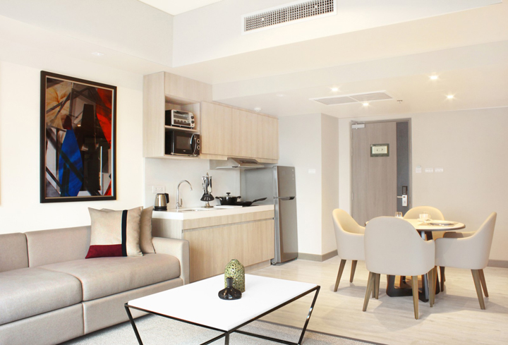 Seda Residences: Your holiday staycation spot in Makati