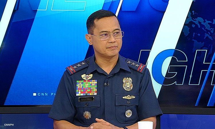 Gamboa outlines 'mission' as full-fledged PNP chief | Rene Acosta - Business Mirror