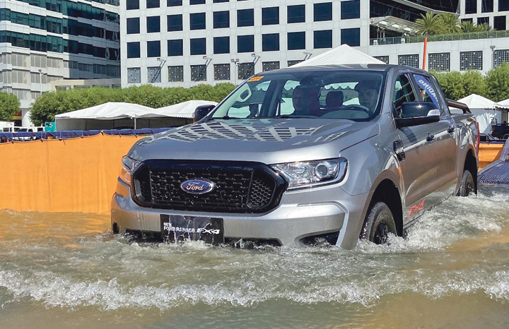 Ford Launches The New Fx4 Businessmirror