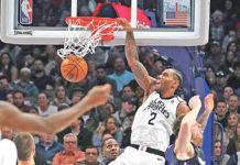 Leonard Scores 36 Shamet Nails Clutch 3s In Clippers Win