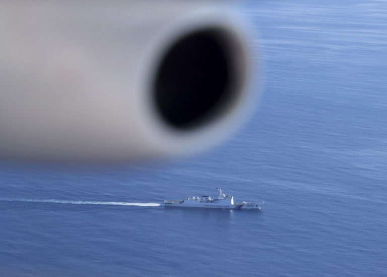 WPS tension escalates after armed Chinese ships chase PHL news crew