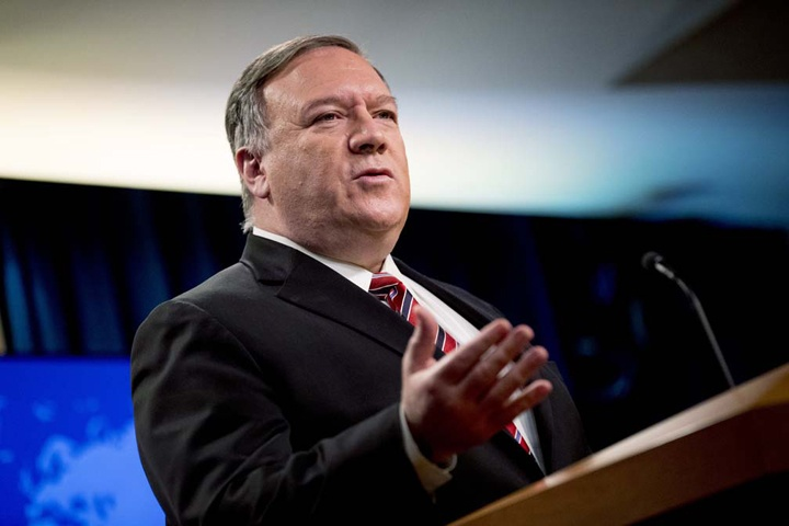 Pompeo warns China against meddling with United States media in Hong Kong