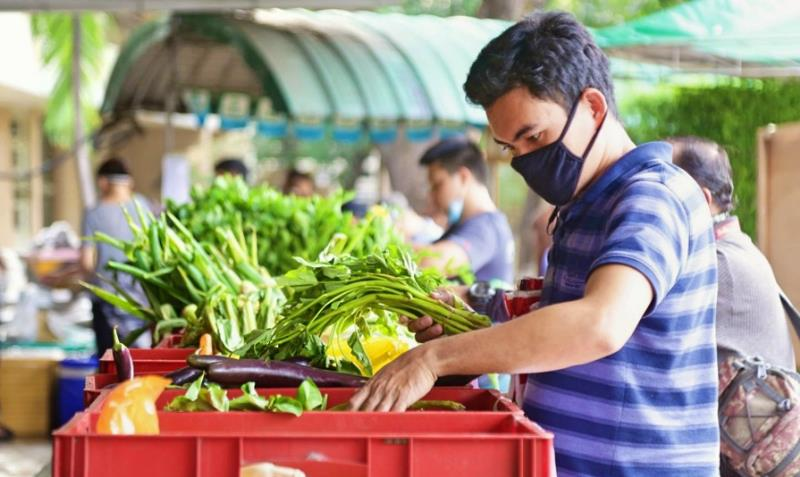 Restaurants join SM to help local farmers | BMPlus - Business Mirror