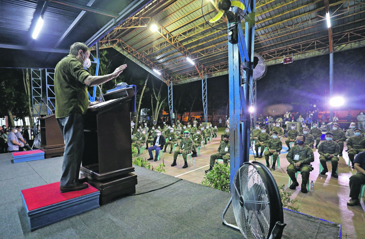 Pandemic shapes direction of Duterte administration's unfinished business - Business Mirror