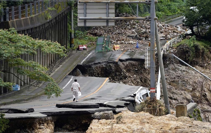 Japan flooding death toll rises to 50, dozen missing - Business Mirror