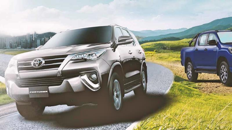 Toyota Is Offering More Great Deals This August With The Restart Your Journey Promo Businessmirror