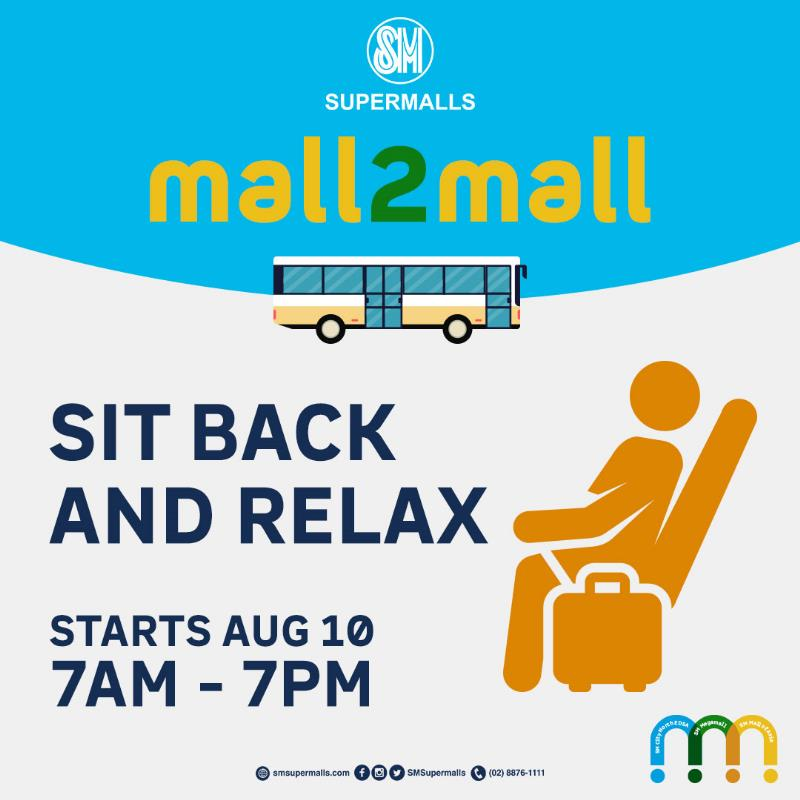SM launches Mall 2 Mall bus service | BusinessMirror