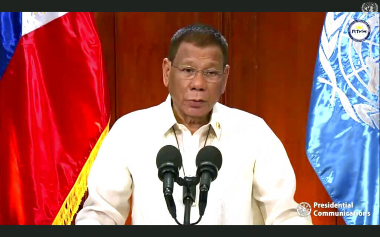 Duterte assures full national government support to BARMM