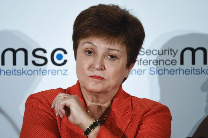 Economic outlook remains hard  and prone to setbacks — IMF's Georgieva