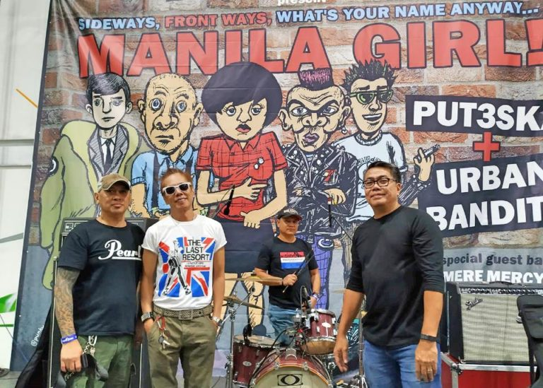 Urban Bandits' Pinoy punk classic, 'Independence Day' turns 35