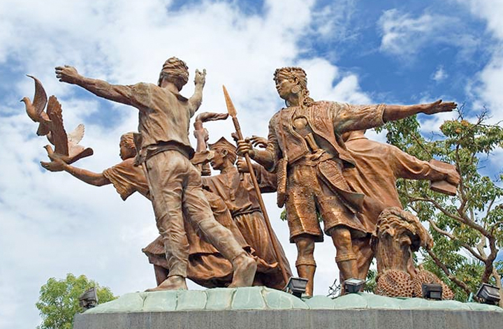 'For love of peace in Mindanao'