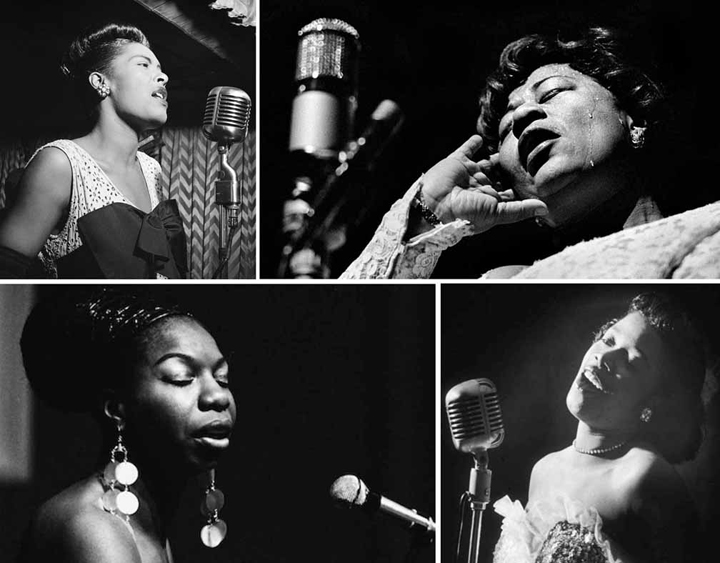 Sing, racism: The invisible, invincible jazz divas