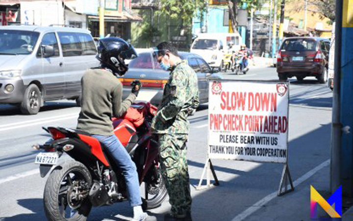 PNP: NCR plus 'substantially compliant' on first day of ECQ