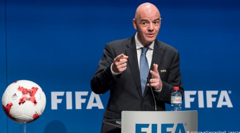 UEFA threatens to boycott FIFA's biennial World Cup   The Related Press